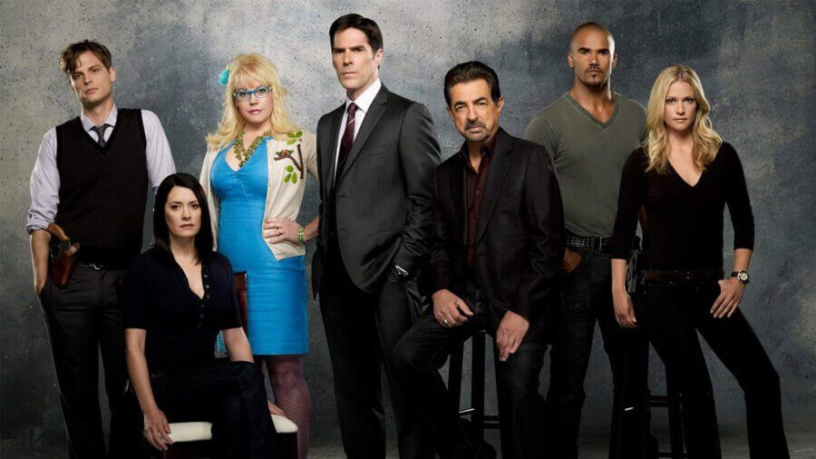 When will Seasons 13-15 of 'Criminal Minds' be on Netflix?