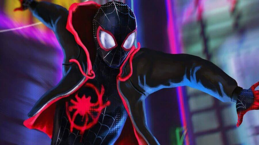 Spider Man Into The Spider Verse Unlikely To Come To Netflix