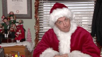 Christmas Wishes The Office