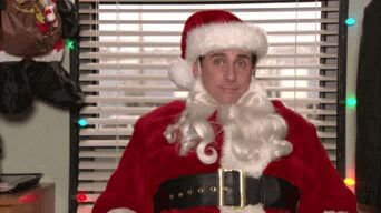 Classy Christmas The Office