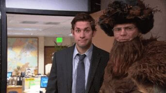 Dwight Christmas - The Office