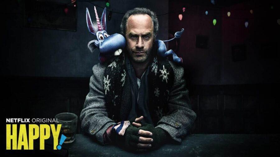 Happy! Season 2: Netflix Release Schedule 2019 - What's on