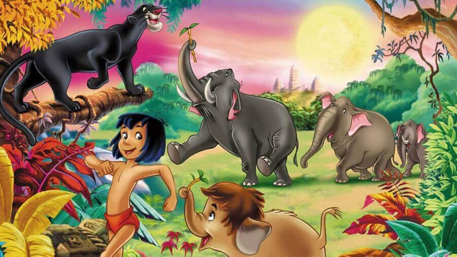 The Jungle Book [1967]