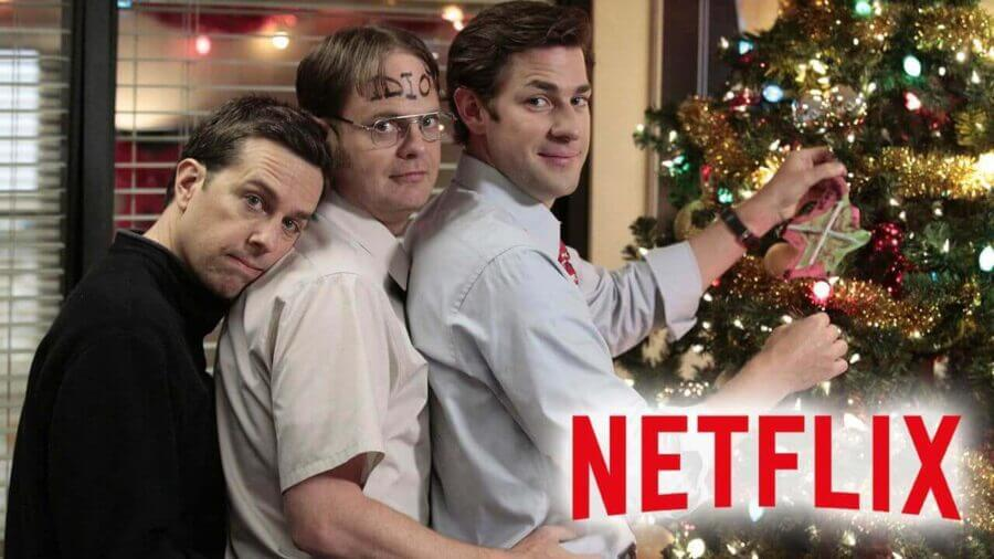 The Office Christmas Episodes on Netflix