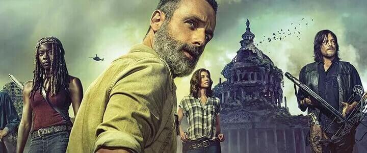 Walking Dead Season 9 Netflix