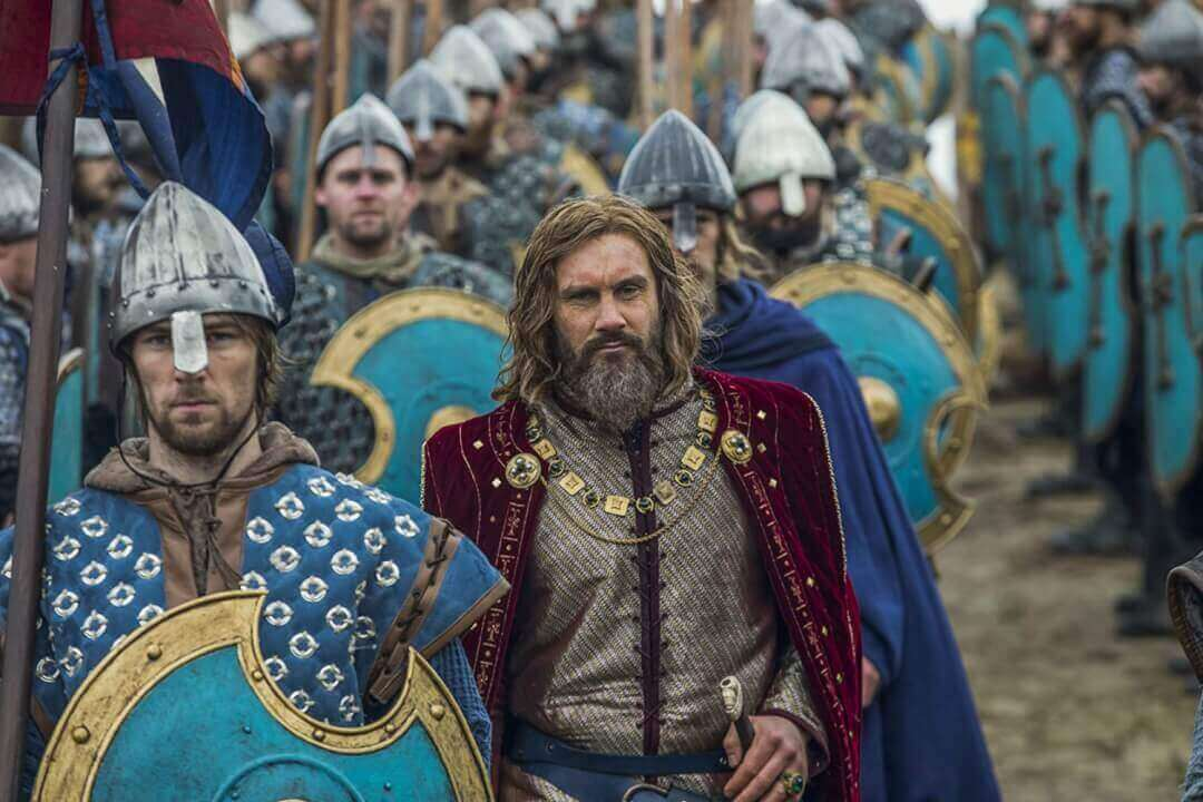 Are Seasons 1-5 of Vikings on Netflix? - What's on Netflix