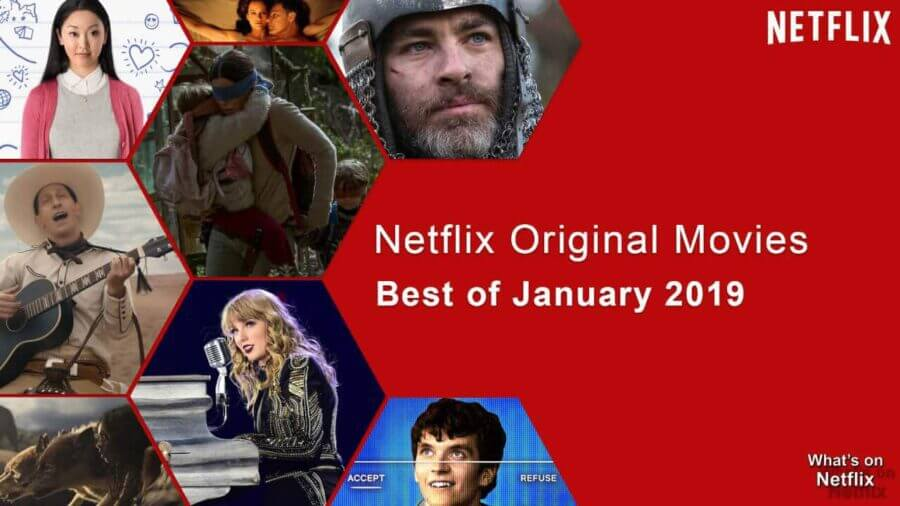 best netflix movies october 2019