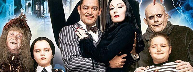 Addams Family Netflix