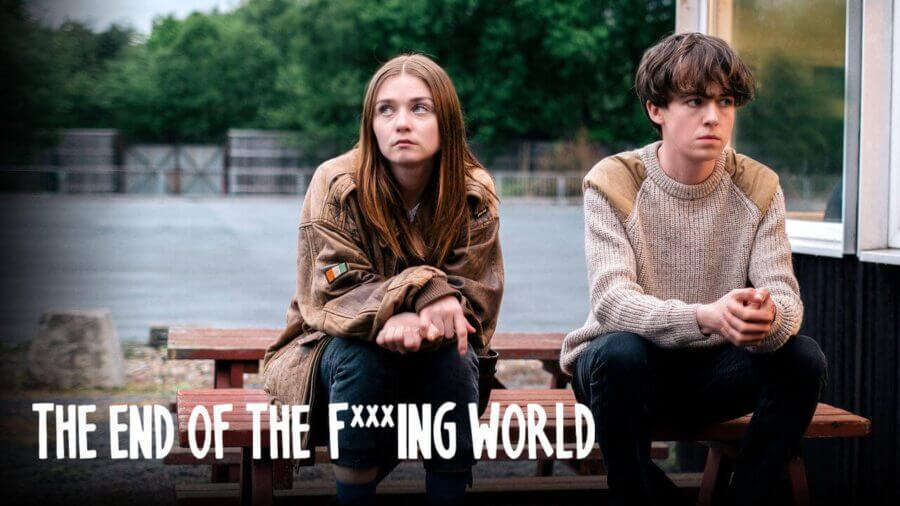 The End Of The Fing World Season 2 On Netflix Everything We Know