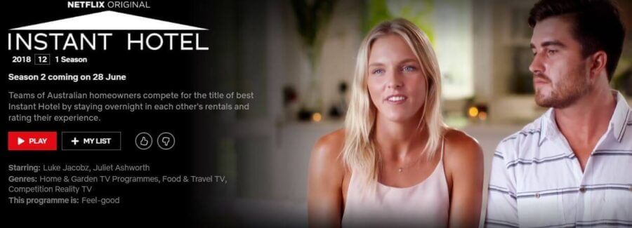 Instant Hotel' Season 2 Coming to Netflix on June 28th, 2019