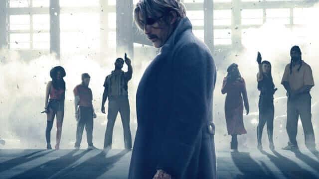 Polar now streaming on Netflix