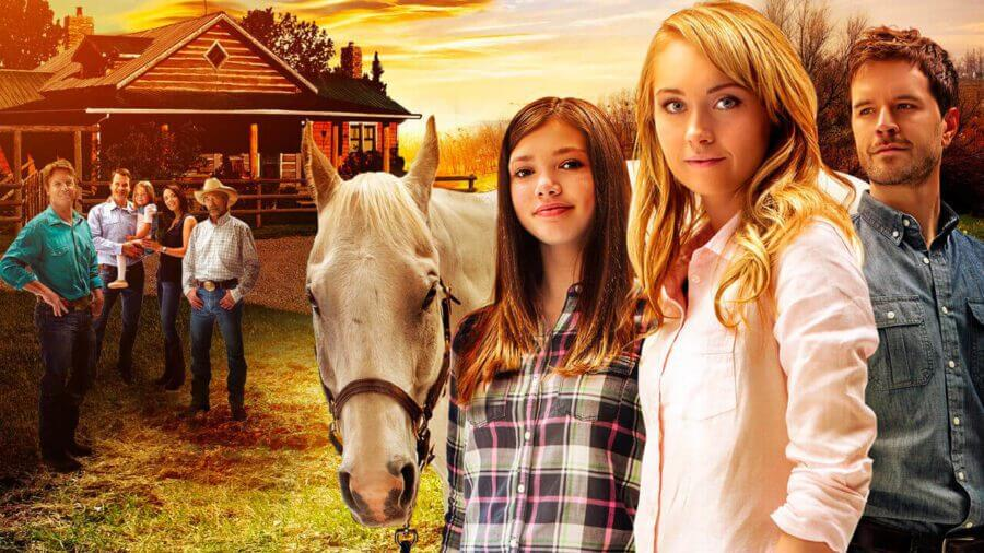 Seasons 1-3 of Heartland Removed From Netflix - What's on Netflix