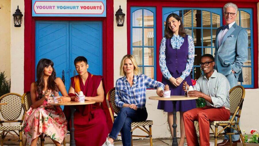 The Good Place Season 3 Netflix Release Schedule - What's on Netflix