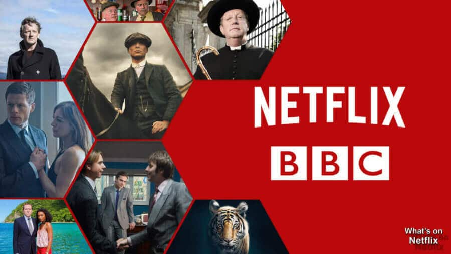 BBC Series Coming to Netflix in 2019/2020 - What's on Netflix