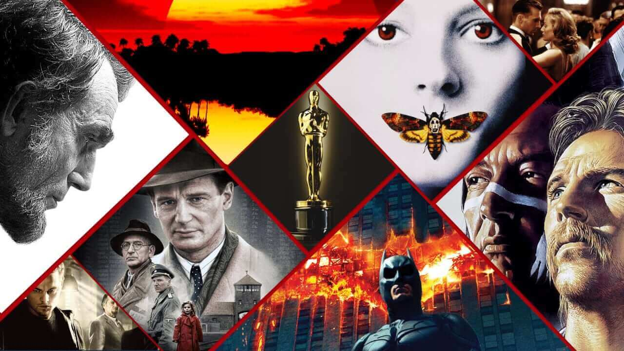 Full List of Every Oscar Winning Movie on Netflix - What's on Netflix