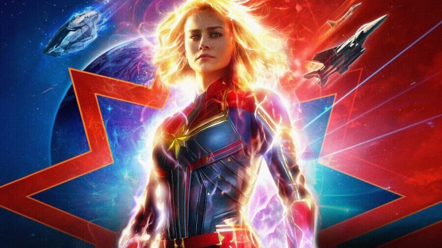 when will captain marvel be on netflix? - what's on netflix