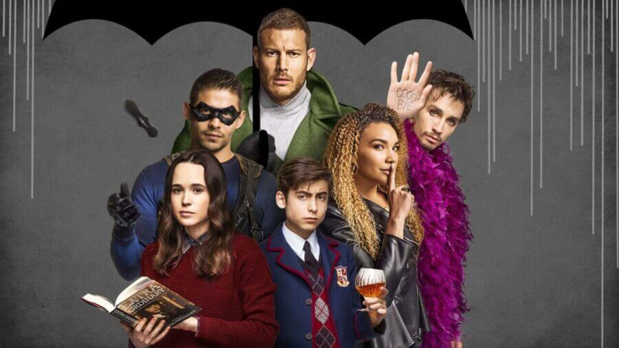 The Umbrella Academy' Season 2: Coming to Netflix July 2020 ...