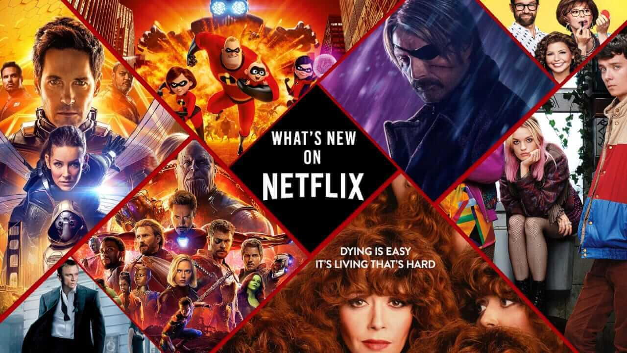 All the Netflix New Releases for July 2019