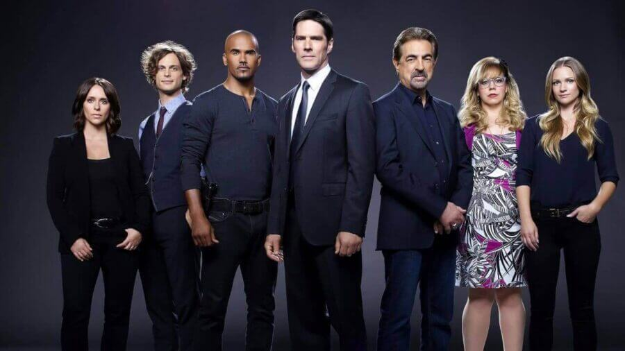 Criminal Minds may leave Netflix in 2019 - What's on Netflix