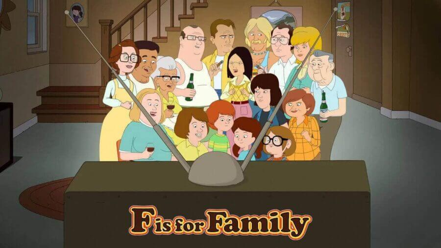 f is for family free stream