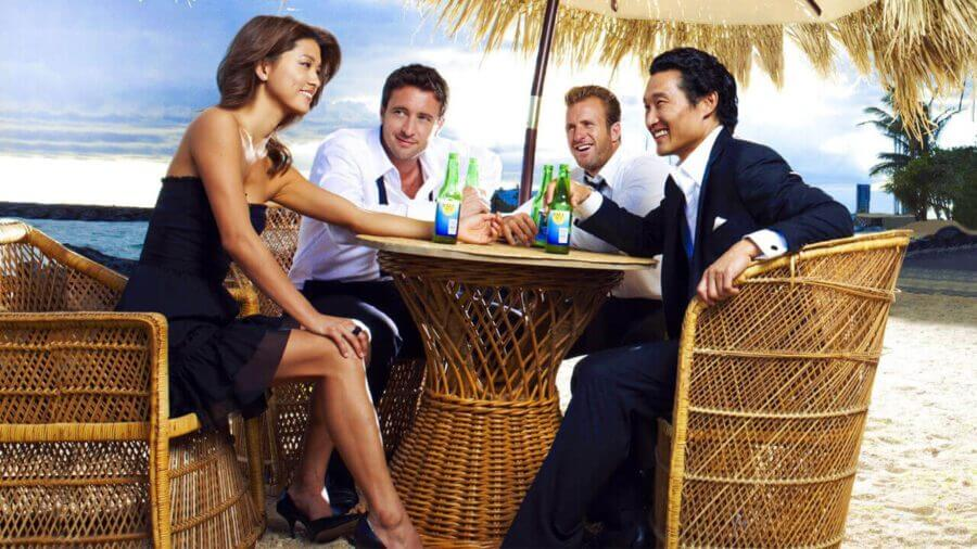 Hawaii Five 0 Netflix