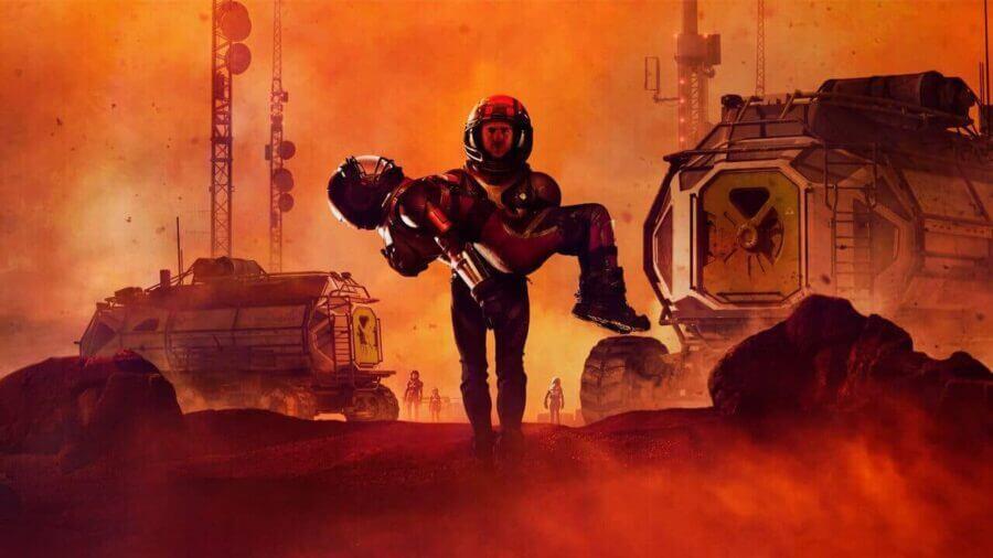 Mars Netflix