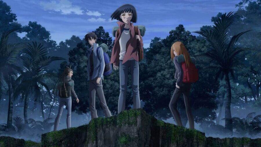 Anime 7 Seeds