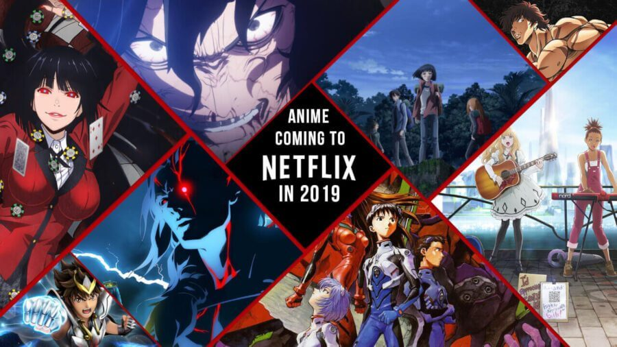 Netflix Anime Tv Series
