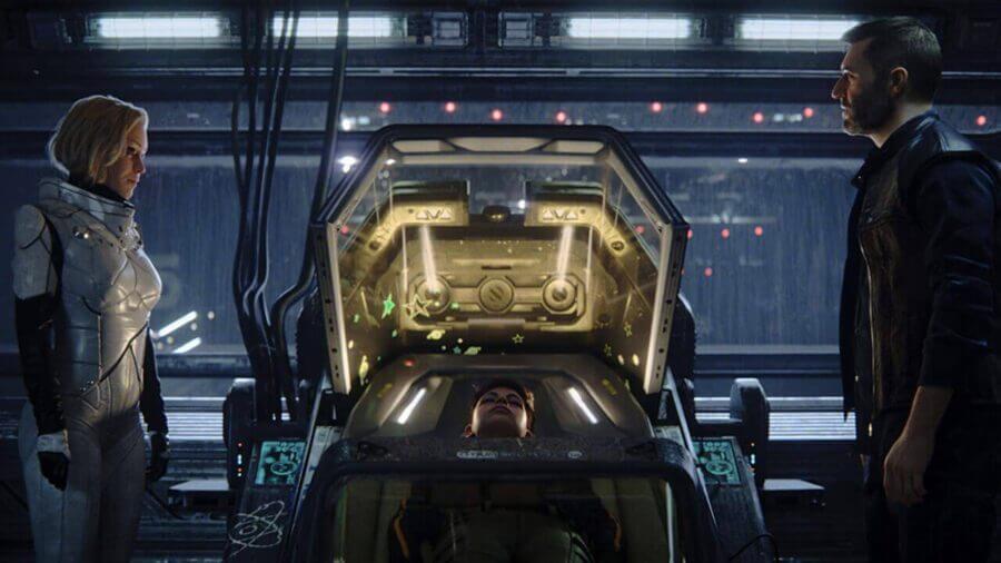 """Résultat de recherche d'images pour """"Love, Death + Robots Beyond the Aquila Rift"""""""