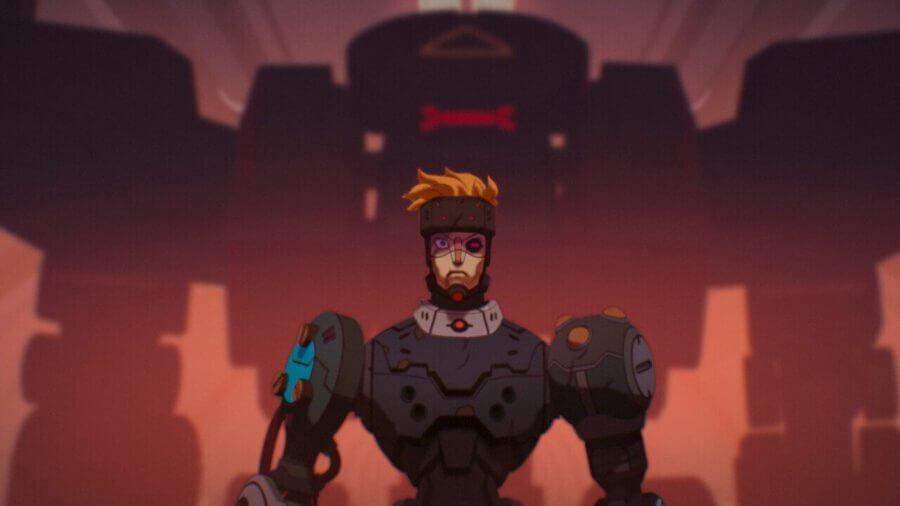 "Картинки по запросу ""Blindspot"" love death robots"