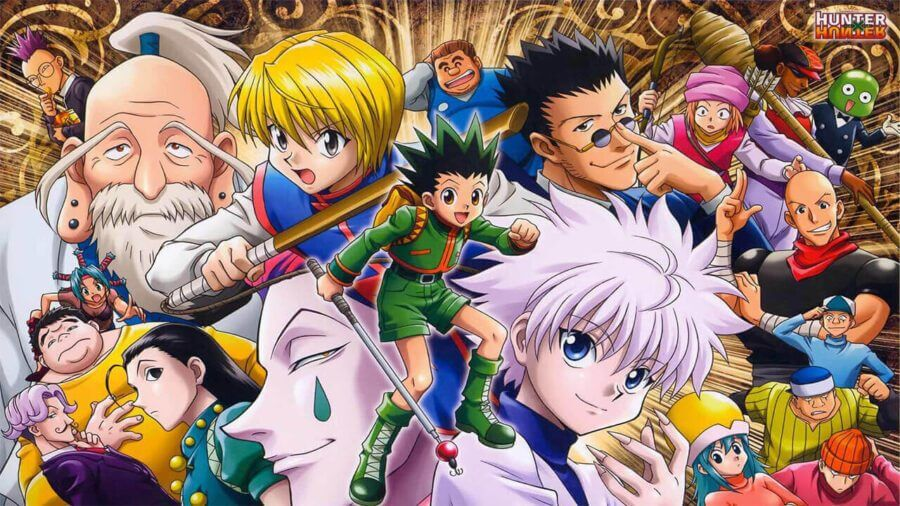 Hunter X Hunter Seasons 1 3 Are Now On Netflix What S On Netflix