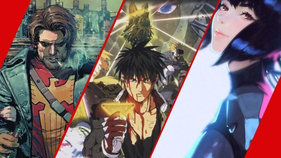 Netflix has recently announced that even more anime titles will be on their way in 2019 and beyond new titles such as dragons dogma ghost in the shell