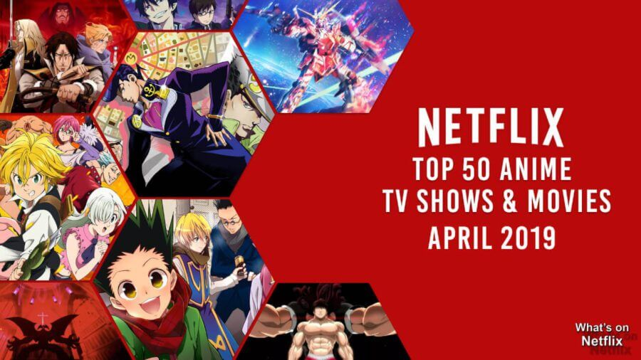 Its already been a pretty good year for anime on netflix and its only going to get better that being said weve compiled the best that netflix has to