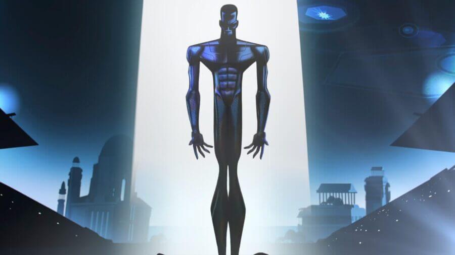 Love, Death & Robots Episode 14: Zima Blue Ending Explained