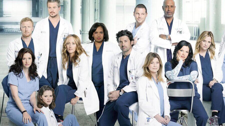 GreyS Anatomy 2019