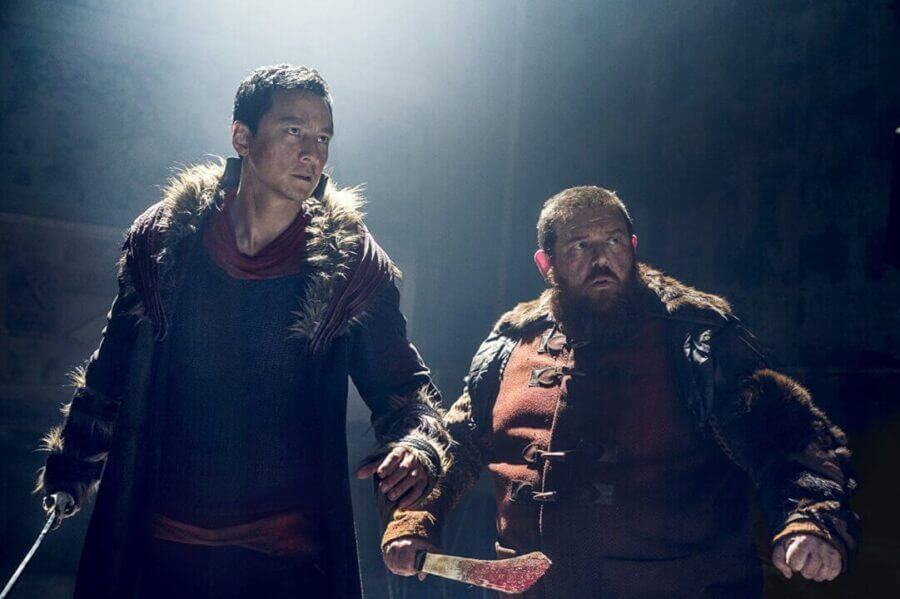 When will Season 3b of Into the Badlands be on Netflix? - What's on