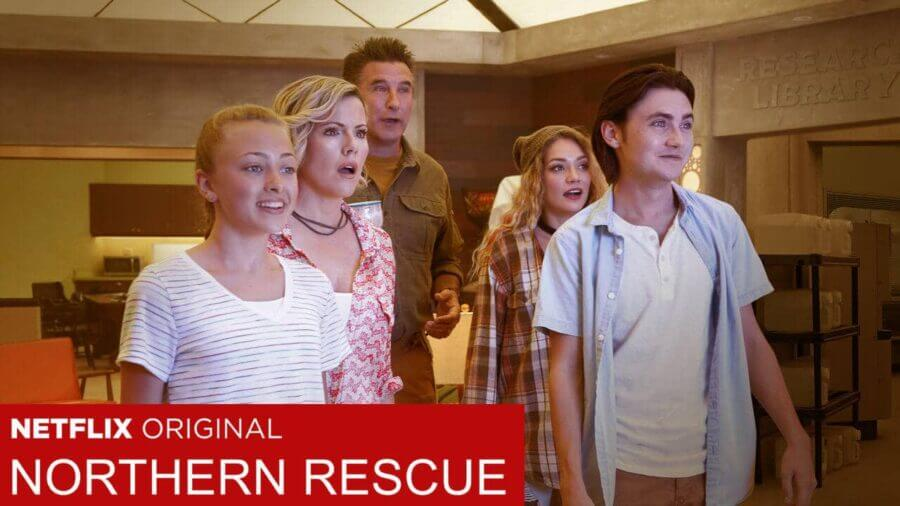 Northern Rescue Season 2: Netflix Renewal Status and Release