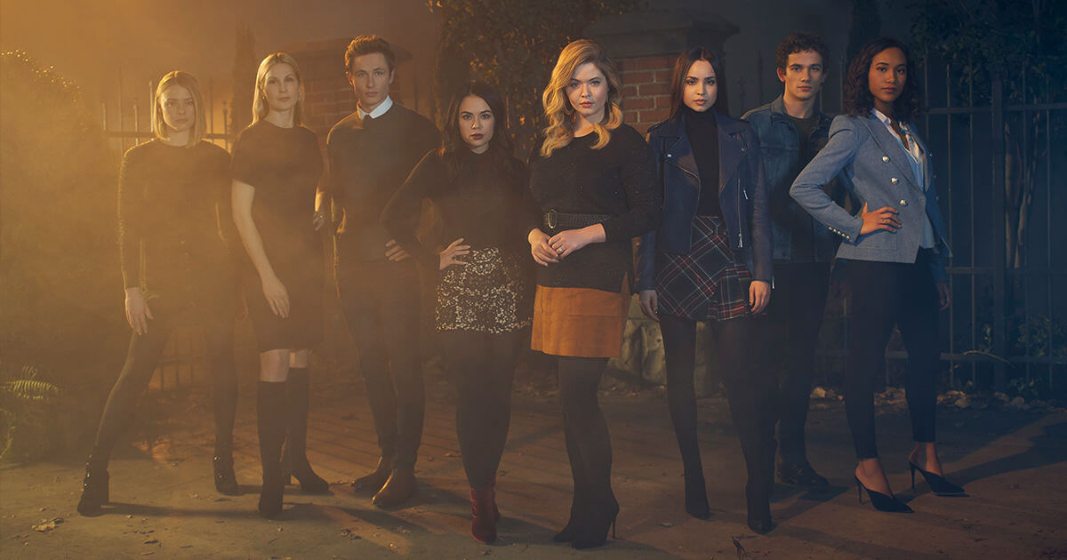 Will Pretty Little Liars: The Perfectionists be on Netflix ...