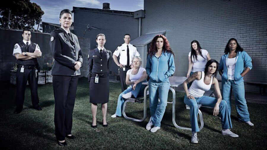 When will Season 7 of 'Wentworth' be on Netflix? - What's on Netflix