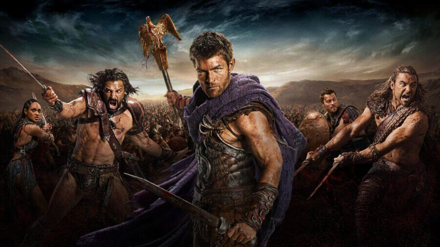 Are the 'Spartacus' Series on Netflix? - What's on Netflix