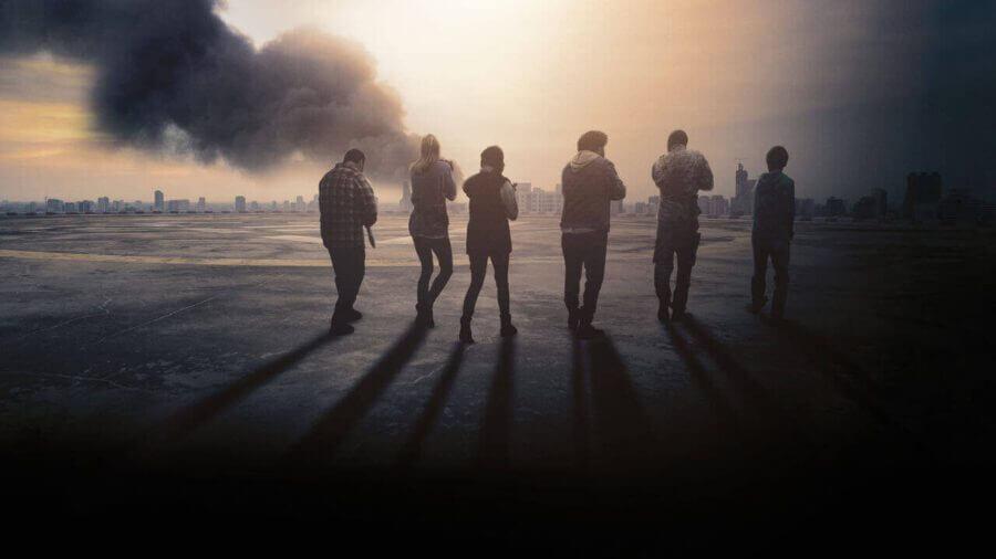 Black Summer Season 2 cast