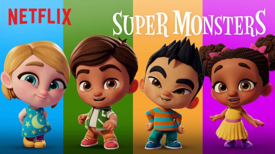 Super Monsters Season 3 Coming To Netflix In October 2019 What S On Netflix