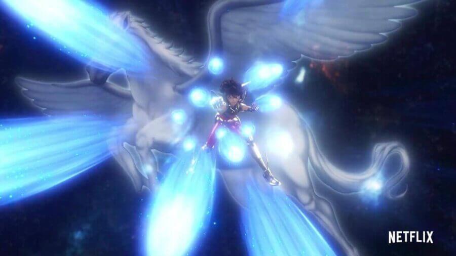Knights of the Zodiac: Saint Seiya Season 1: Netflix Release
