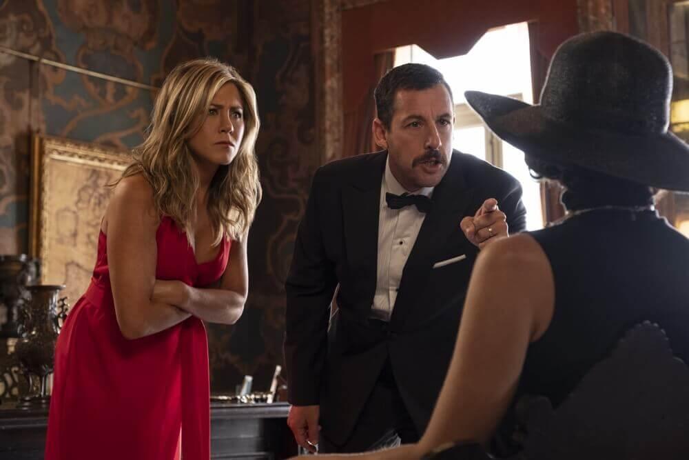Murder Mystery: Netflix Release Date, Plot, Cast & Trailer ... Drive Movie Stills