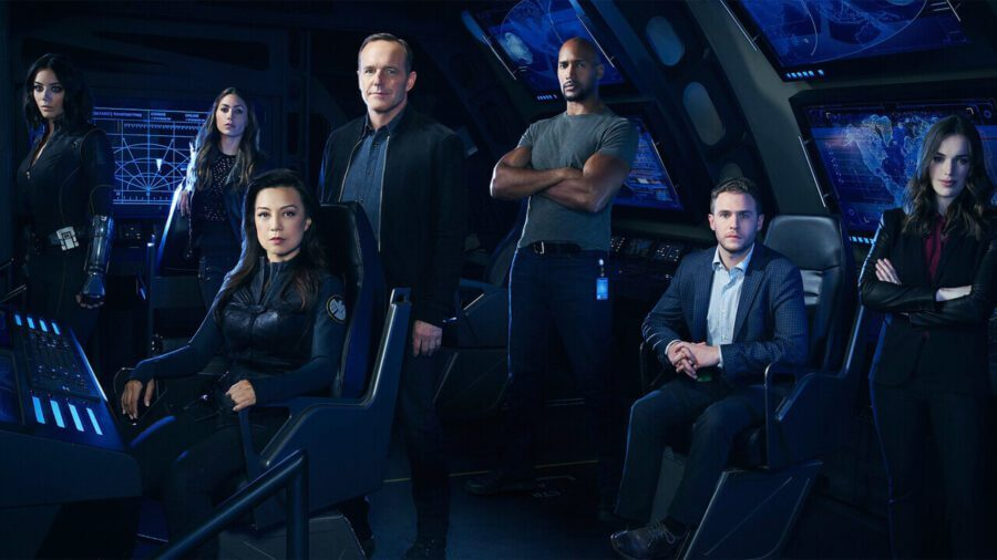 When will Season 6 of Marvel's Agents of SHIELD be on Netflix