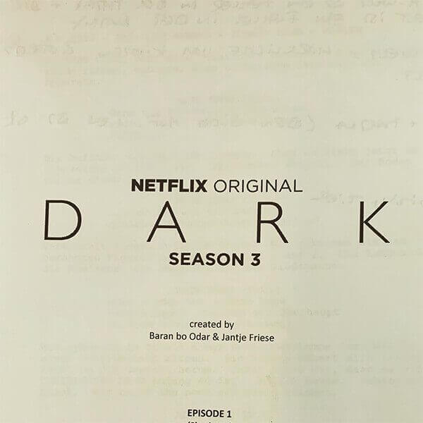 Dark' Renewed for Season 3 at Netflix, Will Conclude Trilogy