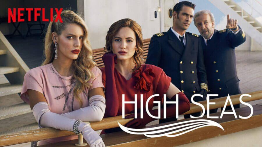 High Seas Season 2: Netflix Renewal Status & Release Date - What's