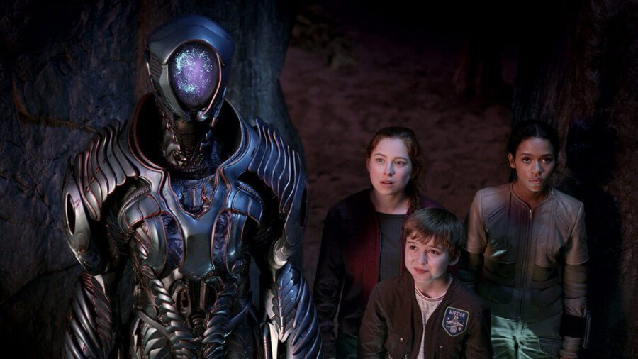 Image result for lost in space netflix