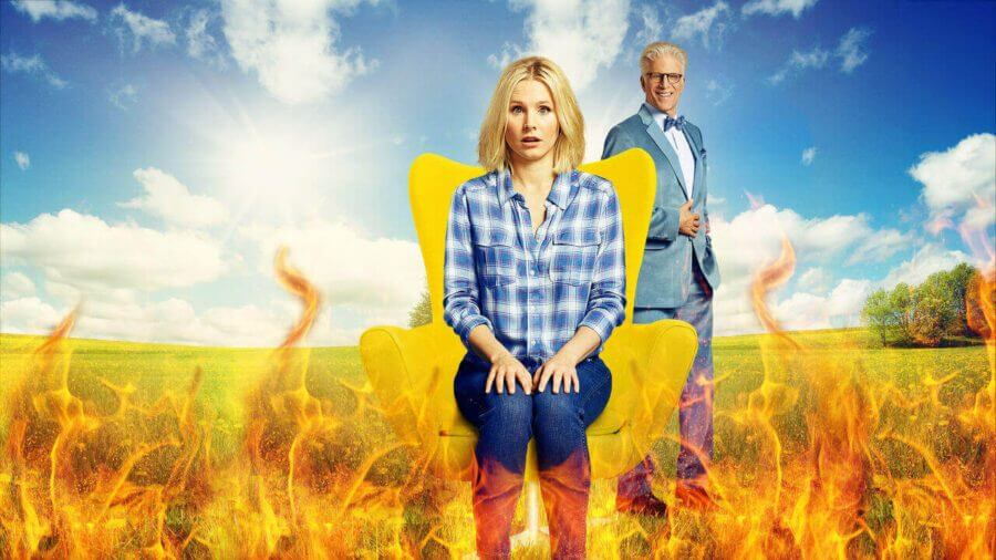The Good Place will end after Season 4 - What's on Netflix