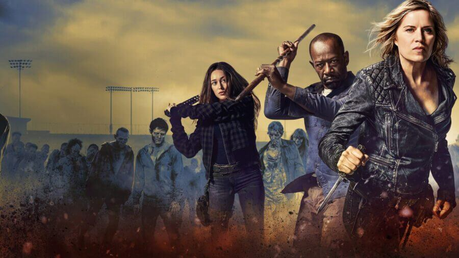 Are Seasons 1 To 6 Of Fear The Walking Dead On Netflix What S On Netflix